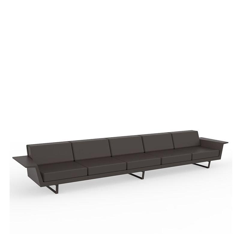 delta canap ext rieur 5 places vondom design j pensi. Black Bedroom Furniture Sets. Home Design Ideas