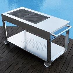 Barbecue grille de cuisson fonte TACORA Fesfoc