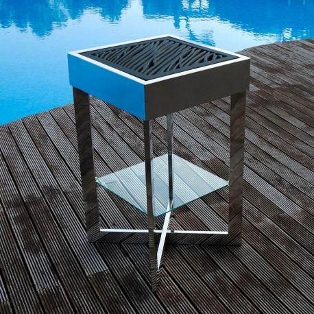 Batur, barbecue design, BBQ inox Fesfoc