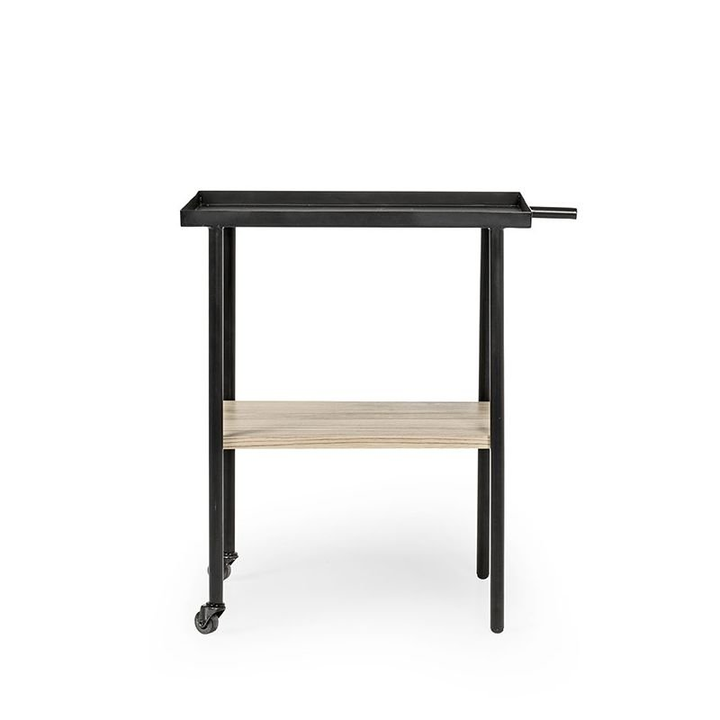 roll table roulante desserte design bloomingville. Black Bedroom Furniture Sets. Home Design Ideas