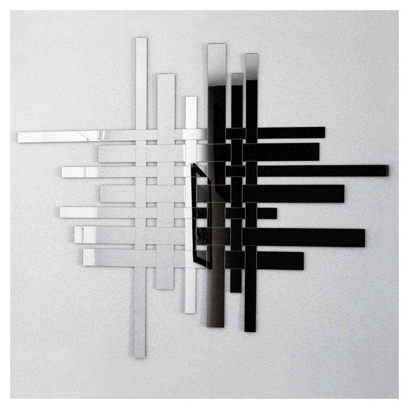 Miroir design trafic miroir d coratif robba for Question miroir