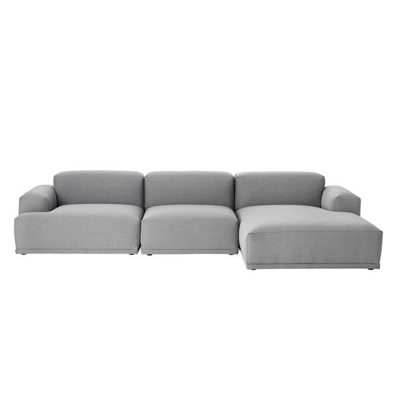 connect canape lounge angle meridienne muuto With nettoyage tapis avec canapé connect muuto