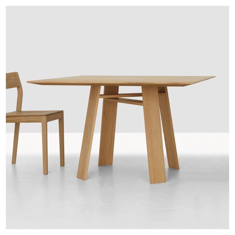 bondt table design carr e bois massif zeitraum. Black Bedroom Furniture Sets. Home Design Ideas