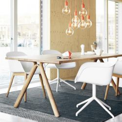 Table repas SPLIT Muuto