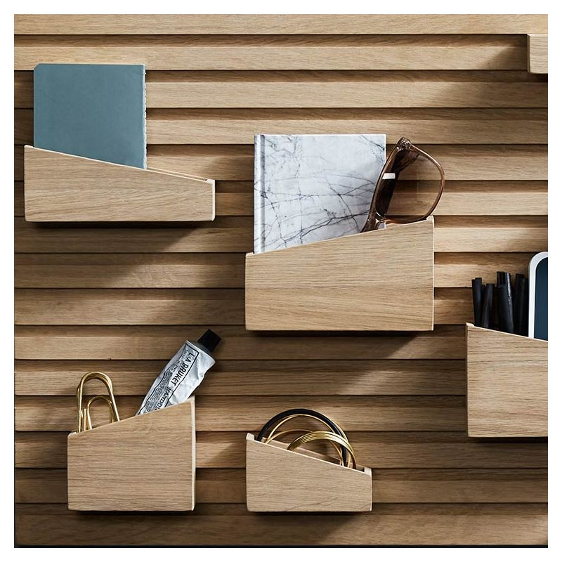 input rangement mural woud organisateur design bois. Black Bedroom Furniture Sets. Home Design Ideas