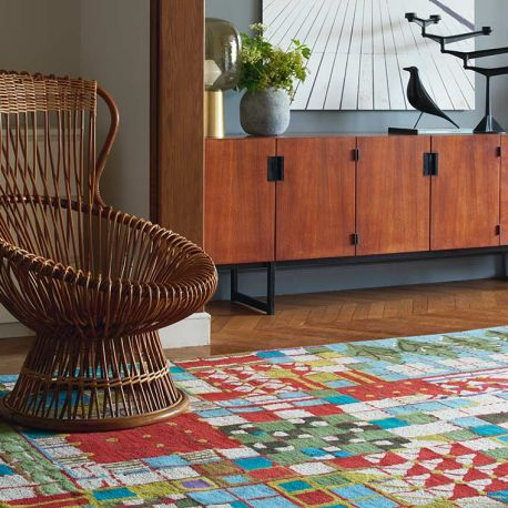 walden tapis cr ateur pure laine toulemonde bochart. Black Bedroom Furniture Sets. Home Design Ideas