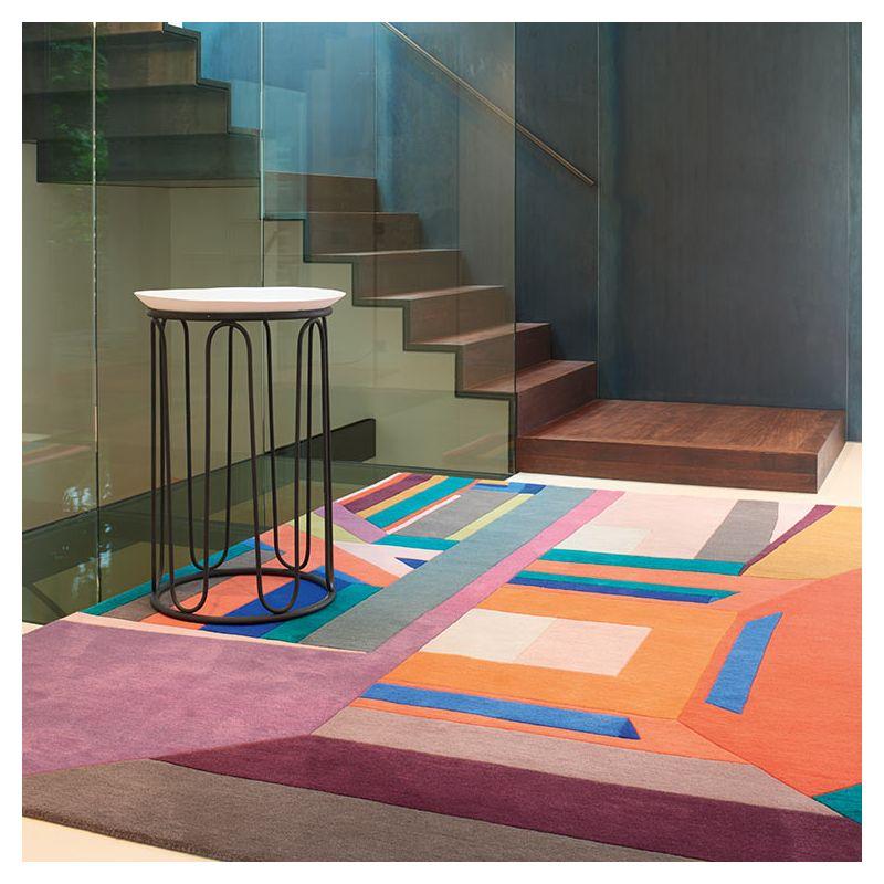 mexico tapis designer s bensimon toulemonde bochart. Black Bedroom Furniture Sets. Home Design Ideas