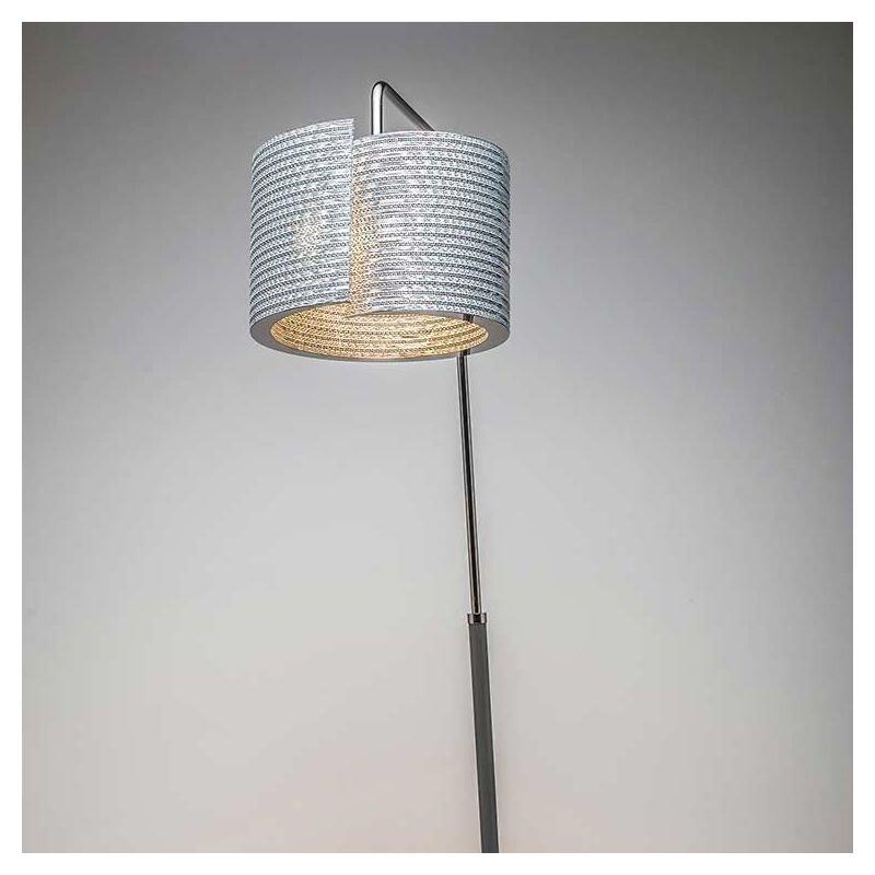 Luce shape lampe de sol carton co design staygreen for Lampe de sol but