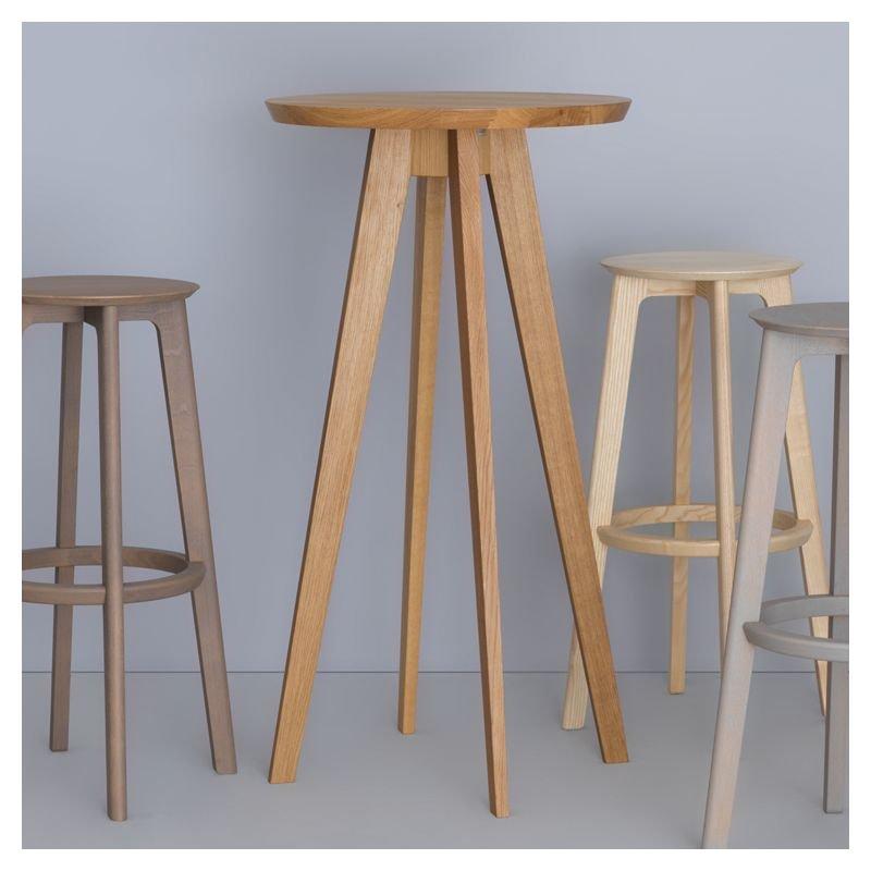 Table haute cena hi table bar bois zeitraum for Table haute bar bois