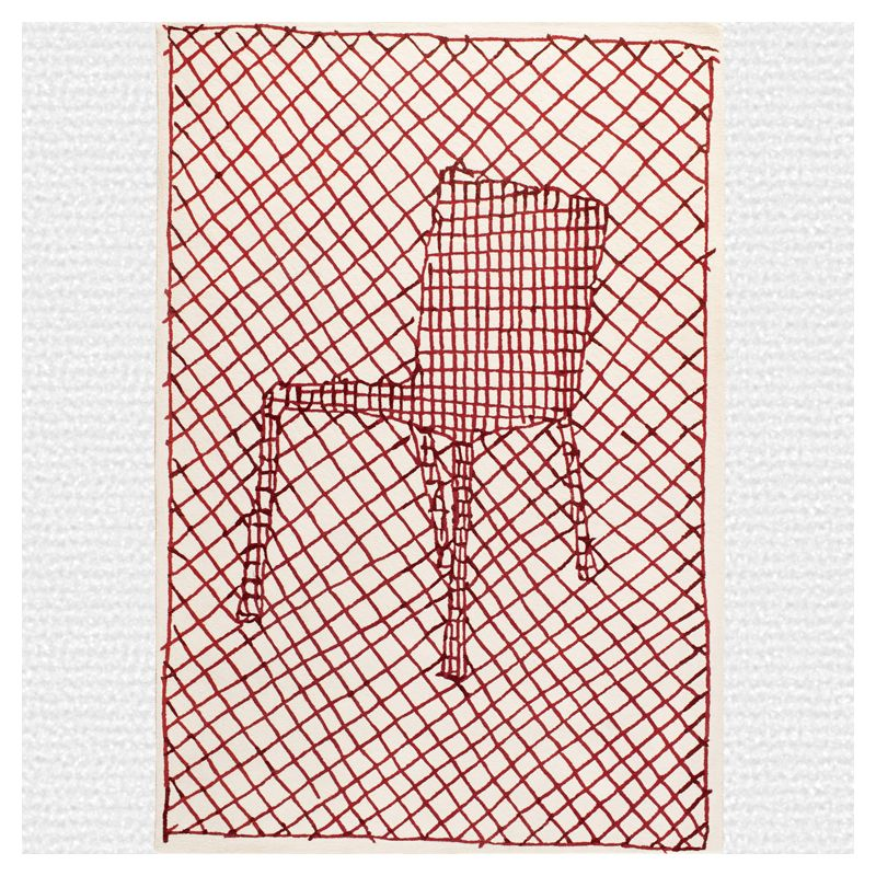 tapis designer la chaise toulemonde bochart. Black Bedroom Furniture Sets. Home Design Ideas