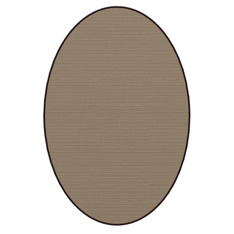 ellipse tapis ovale galon en vinyle in out dickson. Black Bedroom Furniture Sets. Home Design Ideas