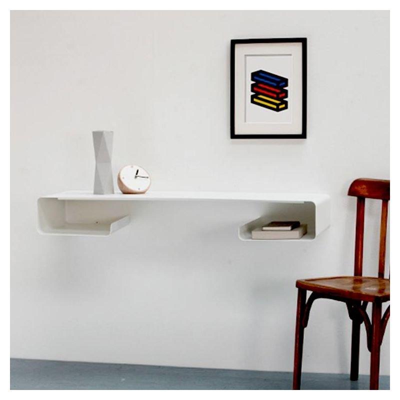moebius bureau mural console design coco co. Black Bedroom Furniture Sets. Home Design Ideas