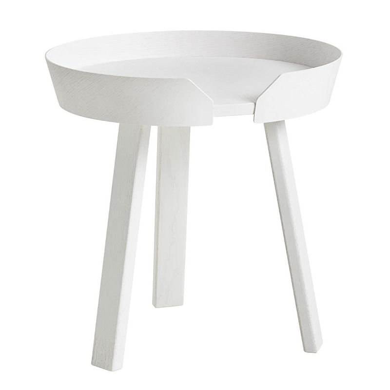 around small table basse design table d 39 appoint muuto. Black Bedroom Furniture Sets. Home Design Ideas