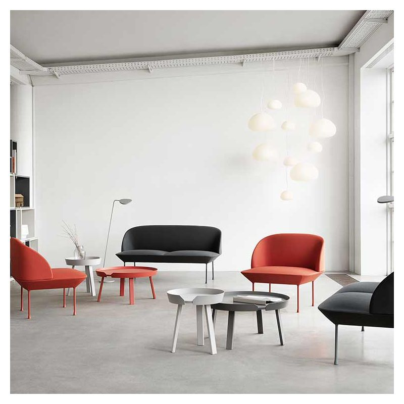 Around small table basse design table d 39 appoint muuto for Petite table basse salon