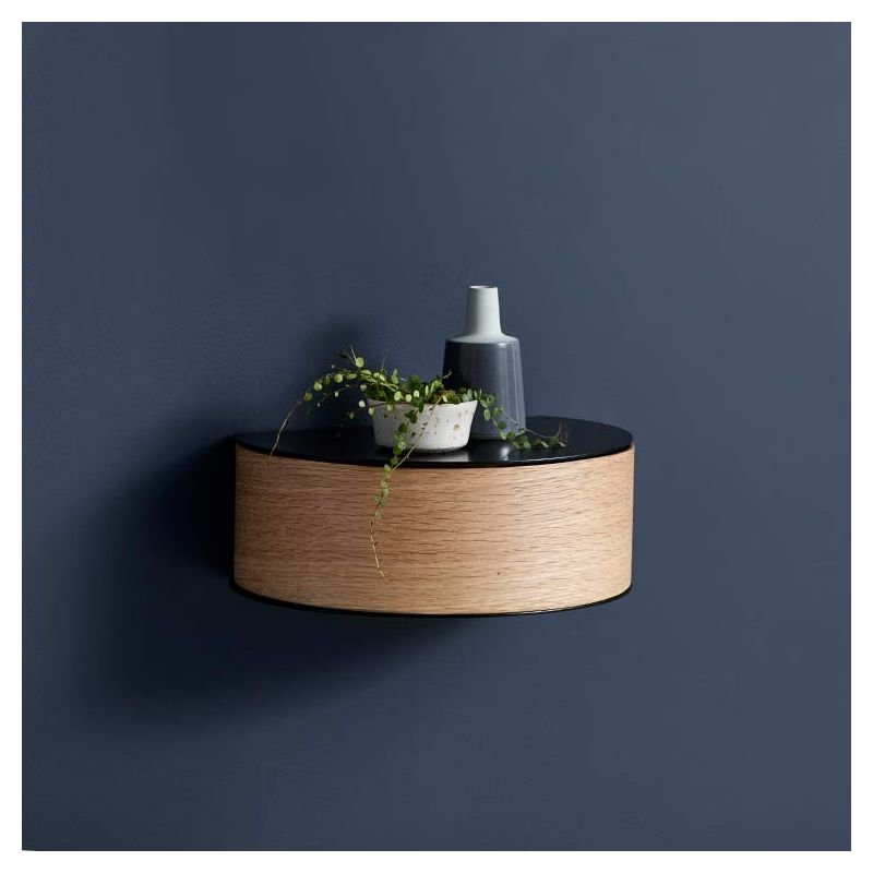 wallie vide poche murale design mini console design woud. Black Bedroom Furniture Sets. Home Design Ideas