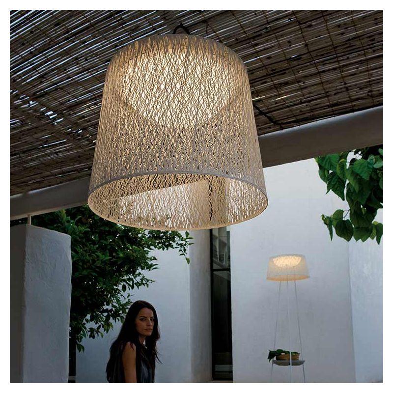 wind suspension outdoor lampe design d 39 ext rieur vibia. Black Bedroom Furniture Sets. Home Design Ideas
