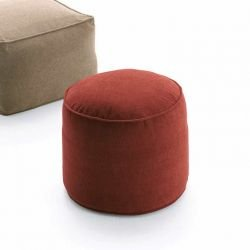 Pouf rond in & outdoor MOON Fast