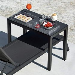 Table pont outdoor ELEMENT Varaschin