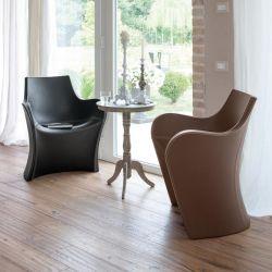 Fauteuils cuir & simili-cuir WOOPY B-Line