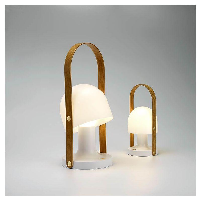 followme petite lampe led sans fil marset rechargeable. Black Bedroom Furniture Sets. Home Design Ideas