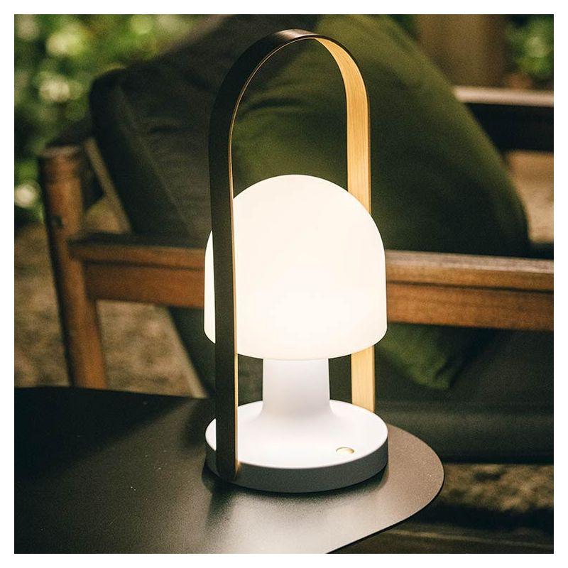 followme plus lampe led sans fil marset rechargeable. Black Bedroom Furniture Sets. Home Design Ideas
