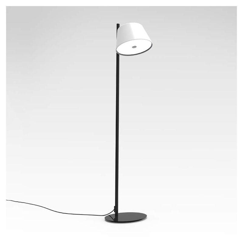 Tam tam p lampe sol marset orientable design f dumas - Lampe de sol interieur ...