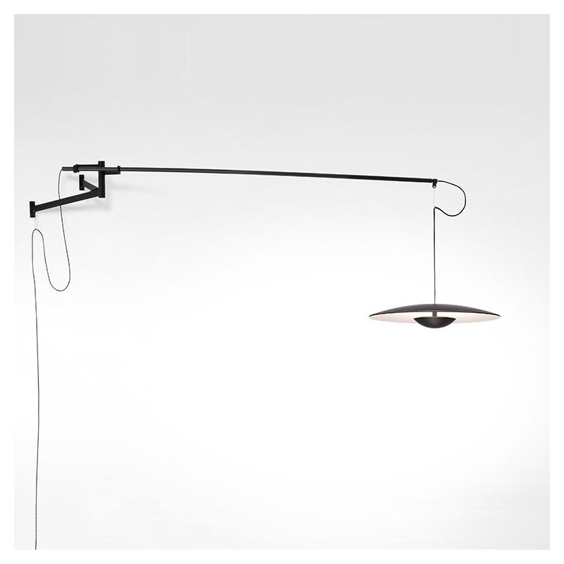 Ginger a xl 42 applique d port e marset led dimmable for Luminaire suspension deportee