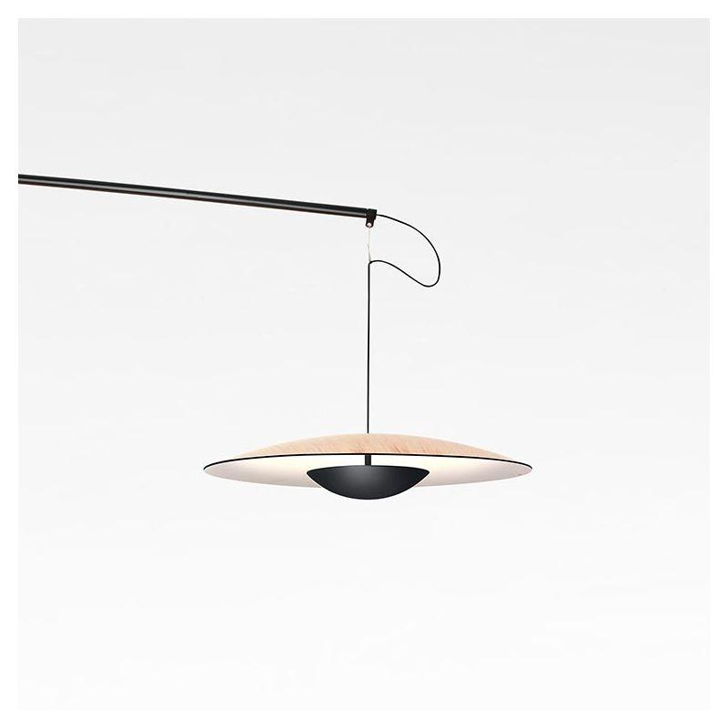 ginger xl 42 lampadaire d port marset led h 182. Black Bedroom Furniture Sets. Home Design Ideas