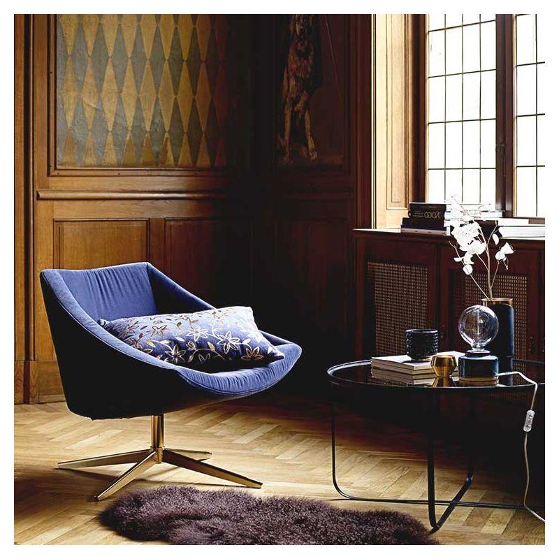 Elegant Fauteuil Pivotant Bloomingville Style 39 50
