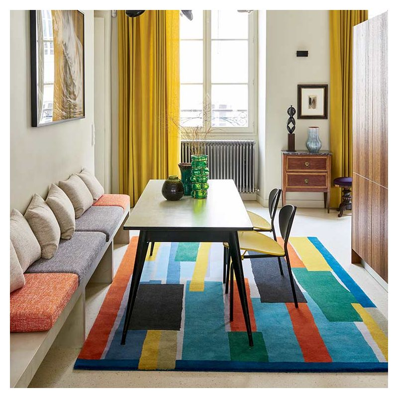africa tapis laine toulemonde bochart design f bourel. Black Bedroom Furniture Sets. Home Design Ideas