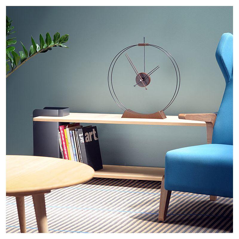 Aire horloge poser design nomon horloge de table - Horloge a poser design ...