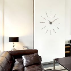 Horloge murale MINI MERLIN T Nomon, 12 repères horaires