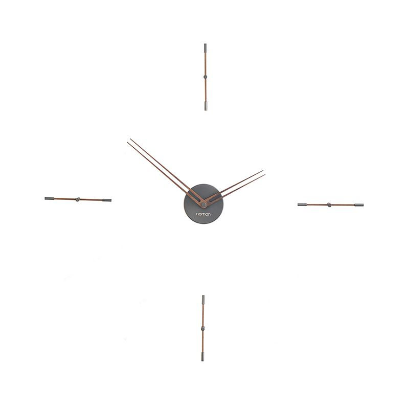 Horloge murale MINI MERLIN T Nomon, 4 repères horaires