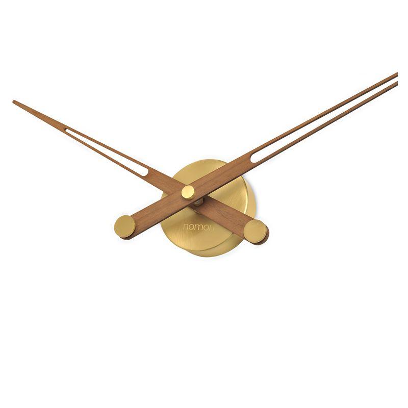 merlin g horloge design nomon bois et or 125 155 cm. Black Bedroom Furniture Sets. Home Design Ideas