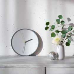 Horloge murale THIN Teo