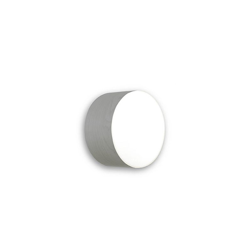 Applique LED GEA small LZF, hêtre gris
