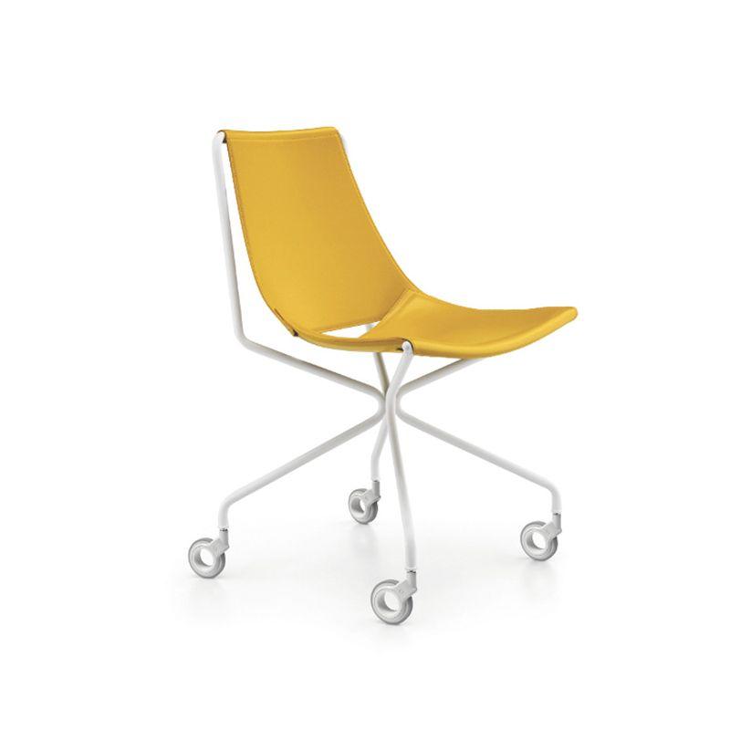 apelle d chaise roulettes midj chaise bureau cuir. Black Bedroom Furniture Sets. Home Design Ideas
