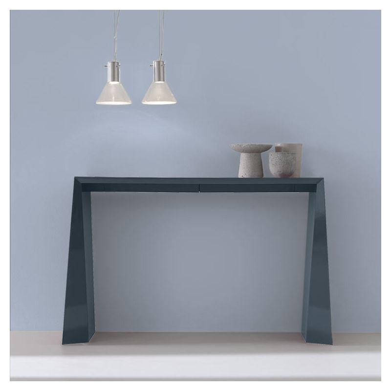 naruk console design kendo bois ou laque 13 coloris. Black Bedroom Furniture Sets. Home Design Ideas