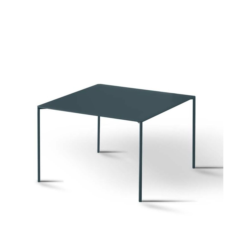 Table basse table d'appoint TRAZO Kendo, coloris océan