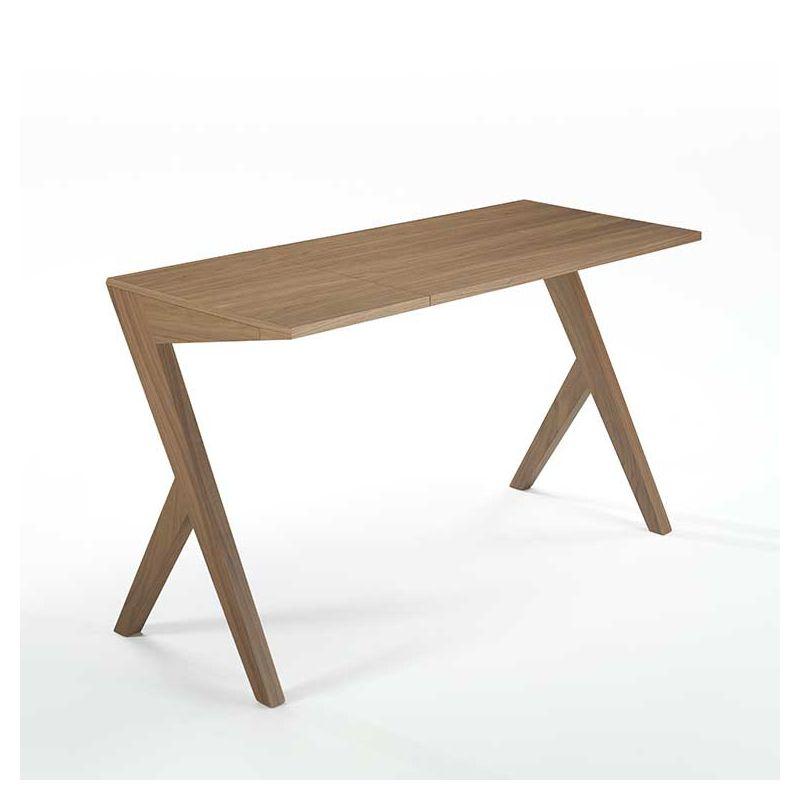 Beco bureau bois kendo bureau design l arrivillaga for Bureau 100 cm