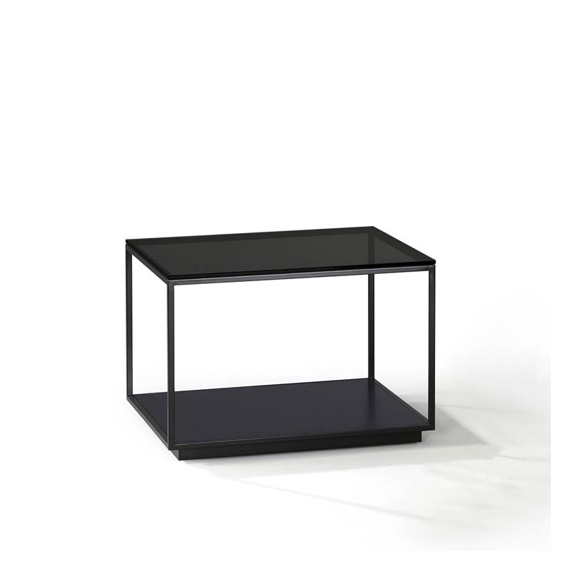 Rita 77 table d 39 appoint kendo h 50 design a arola - Table d appoint carree ...