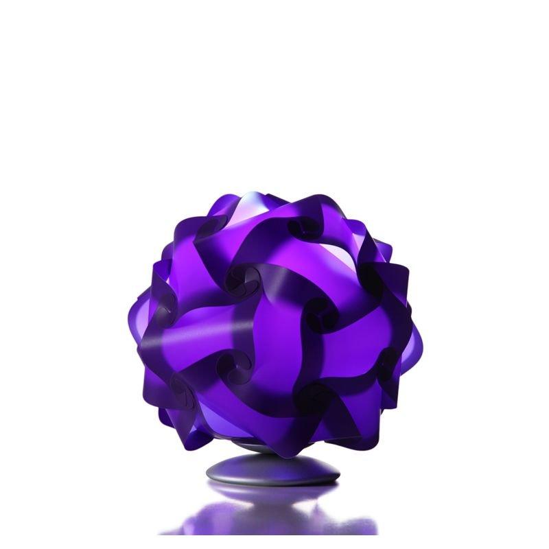 Col lampe de table chevet design lujan sicilia for Lampe de chevet violette
