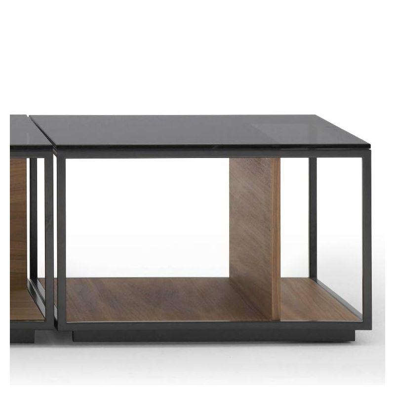 rita 66 table d 39 appoint kendo h 40 design a arola. Black Bedroom Furniture Sets. Home Design Ideas