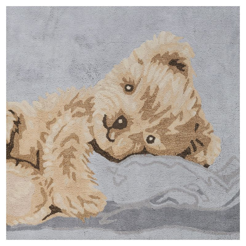 Teddy tapis b b enfant toulemonde bochart - Tout le monde bochart ...