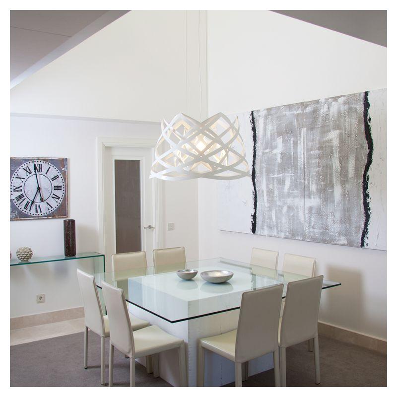 rut suspension contemporaine lujan sicilia. Black Bedroom Furniture Sets. Home Design Ideas