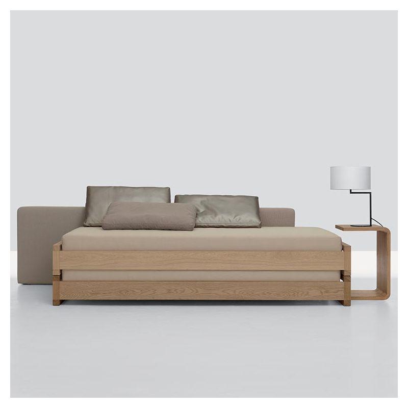 guest set 2 lits bois 80x200 empilables zeitraum 12 teintes. Black Bedroom Furniture Sets. Home Design Ideas