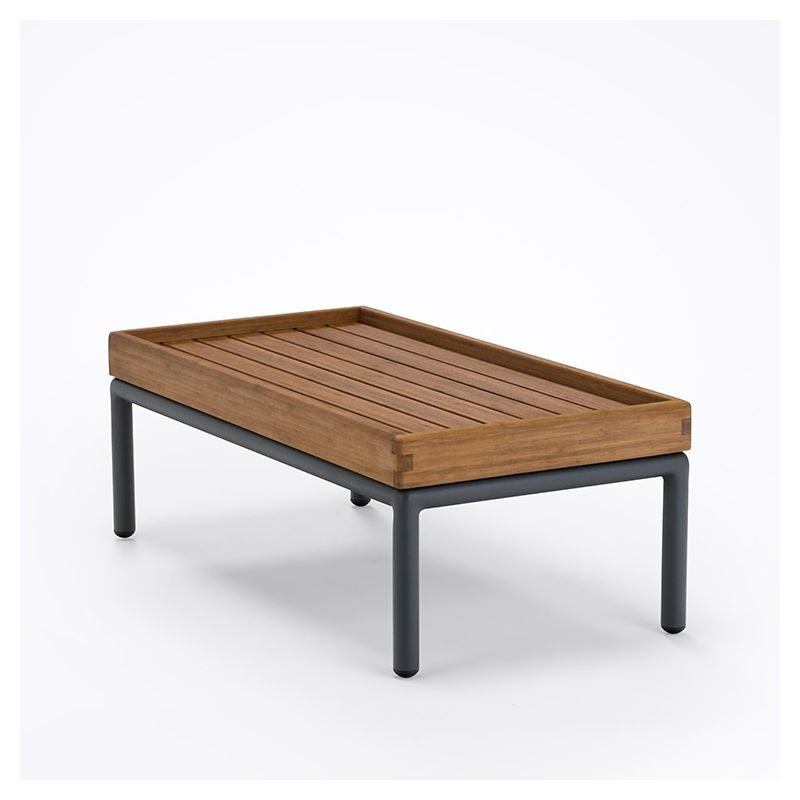 level lounge table basse ext rieure houe rectangulaire. Black Bedroom Furniture Sets. Home Design Ideas