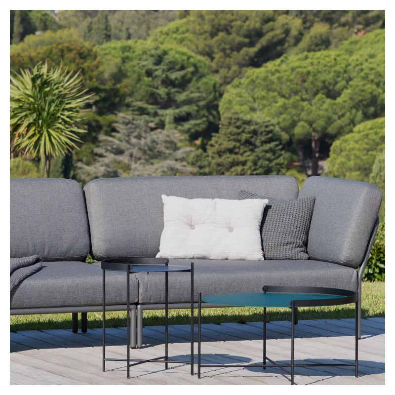 level canap ext rieur houe module angle gauche droit. Black Bedroom Furniture Sets. Home Design Ideas