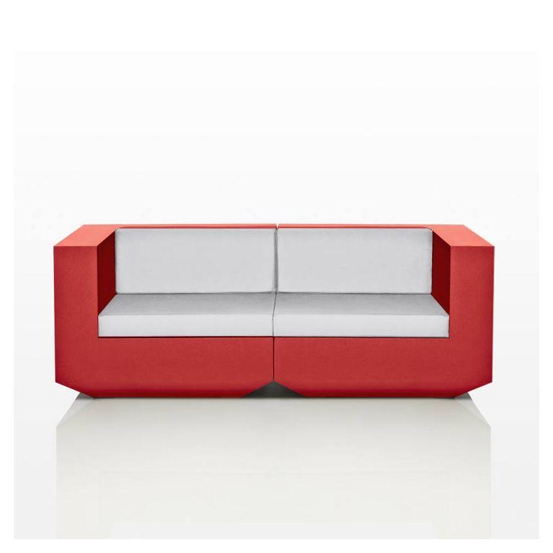 vela canap exterieur modulable vondom 200cm 14 coul. Black Bedroom Furniture Sets. Home Design Ideas