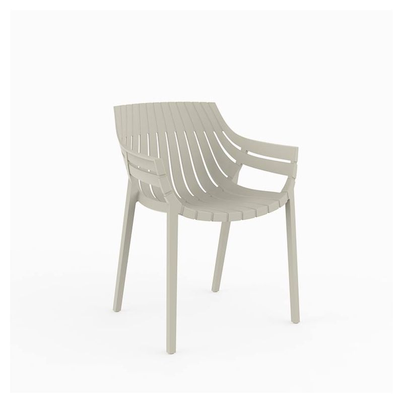 spritz fauteuil de jardin design vondom empilable. Black Bedroom Furniture Sets. Home Design Ideas